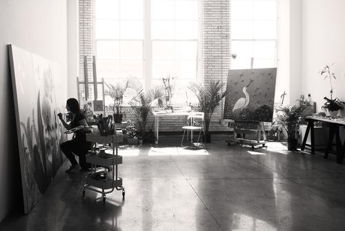 Studio At Mana Conemporary